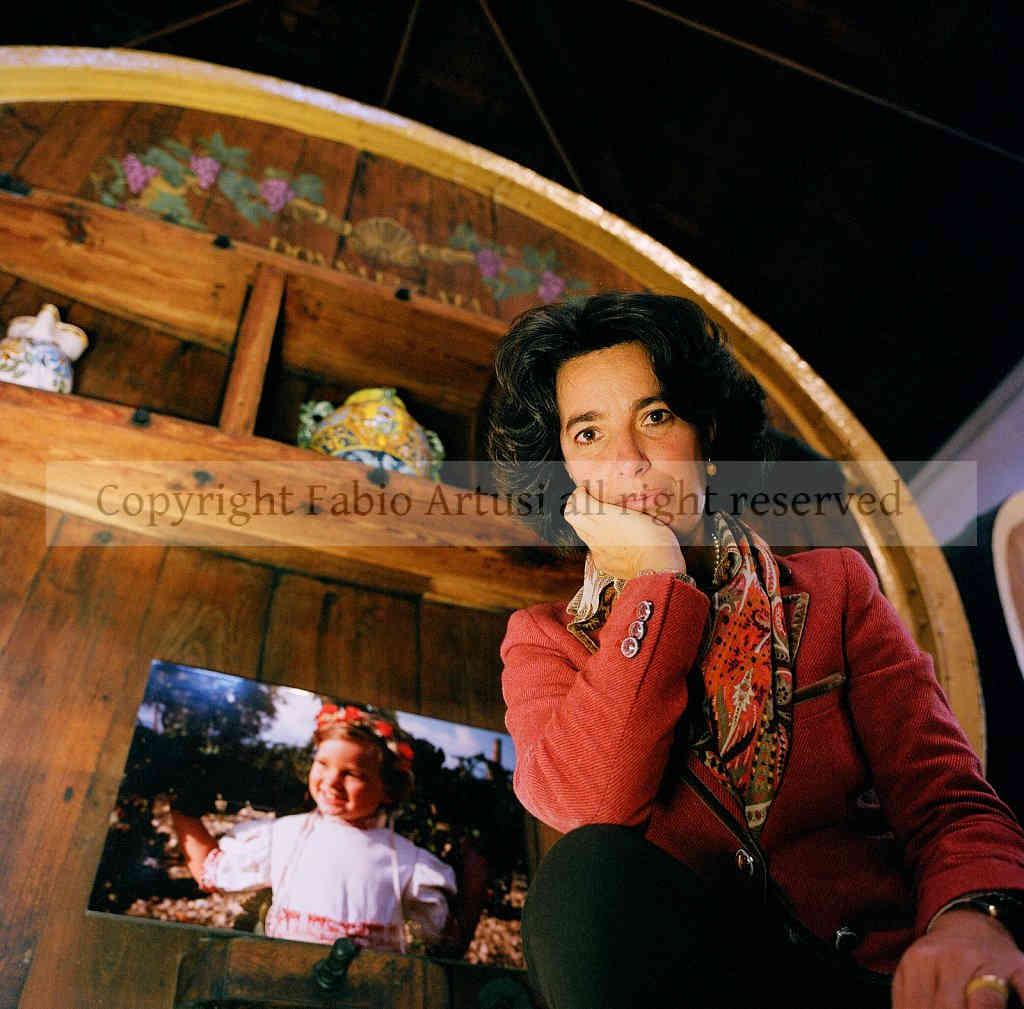 jose rallo - cantine Donnafugata - Marsala e Contessa Entellina