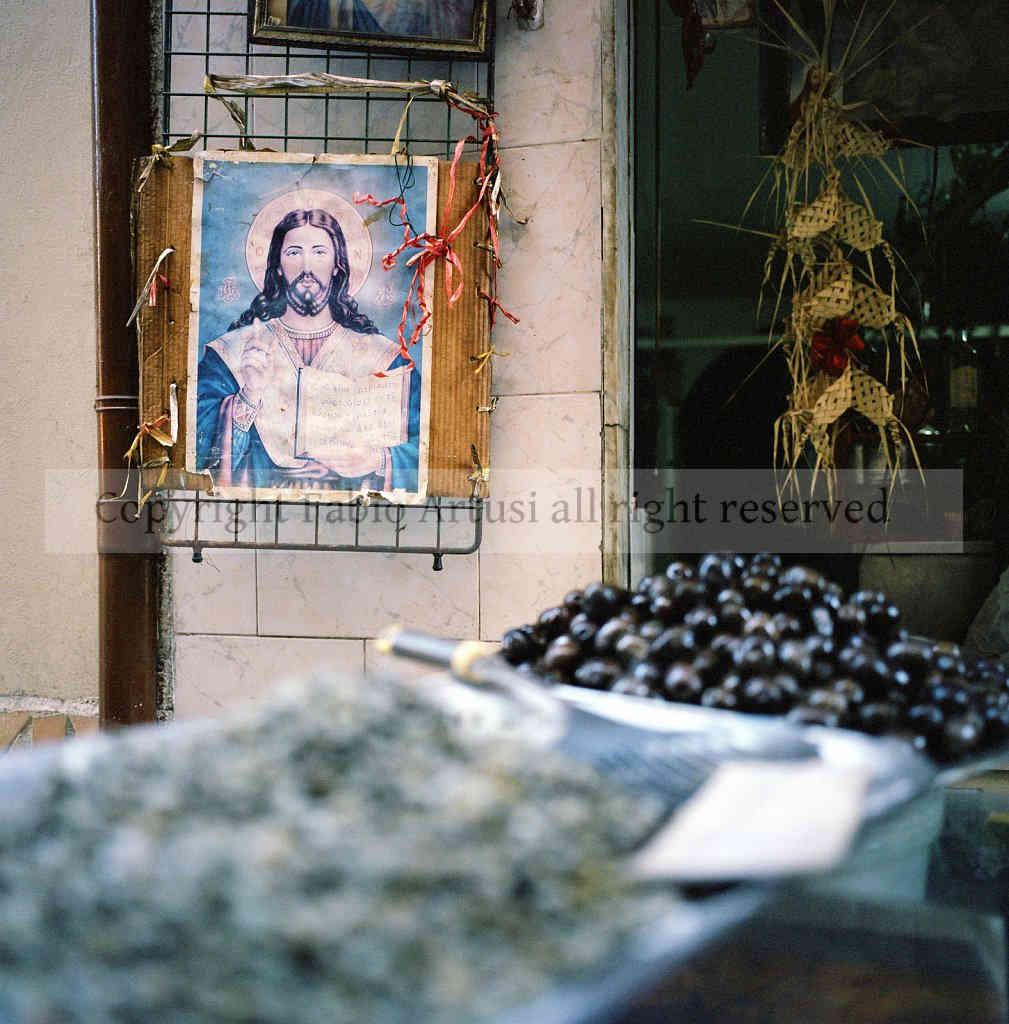 Vucciria Market, Palermo