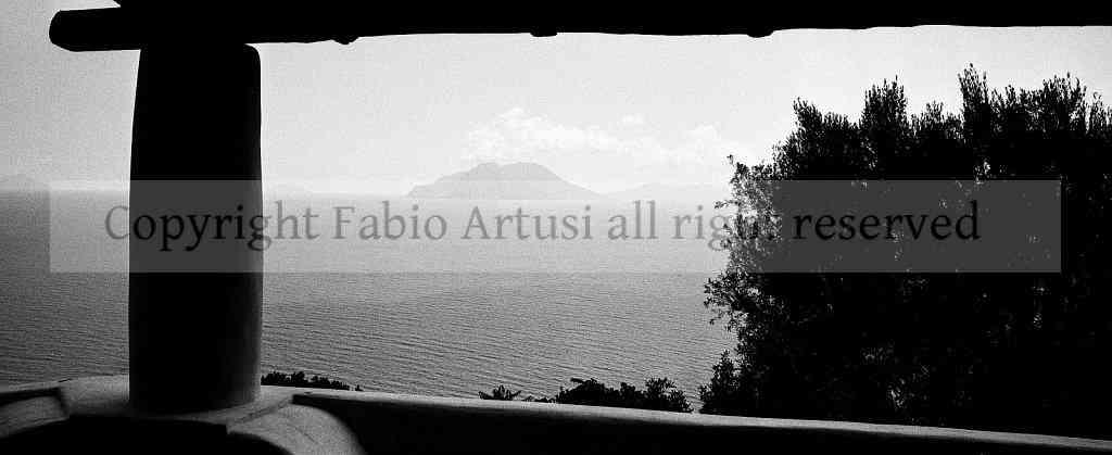 Filicudi Island, Eolie. Messina. Sicily